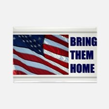 Bring Them Home Rectangle Magnet