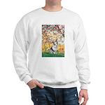 Spring - Corgi (Bl.M) Sweatshirt