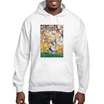 Spring - Corgi (Bl.M) Hooded Sweatshirt