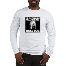 BULL DOG Long Sleeve T-Shirt