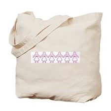 It's Boring to all be the Sam Tote Bag