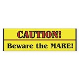 Mare Bumper Stickers
