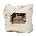 Mangy Moose Tote Bag