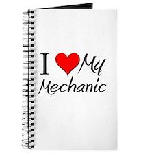 I Heart My Mechanic Journal