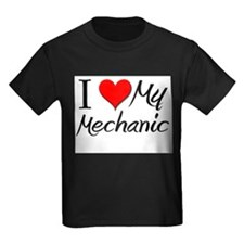 I Heart My Mechanic T