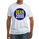 Howard Dean 2008 (Fitted Political T-Shirt)