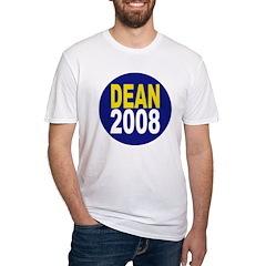 Howard Dean 2008 (Fitted Political T-Shirt)