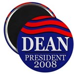 Howard Dean 2008 (Magnet)