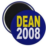 Dean for President in 2008 (Magnet)