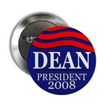 Dean for President 2008 (Button)