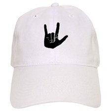 I love you hand Baseball Cap