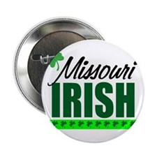 """Missouri Irish 2.25"""" Button"""