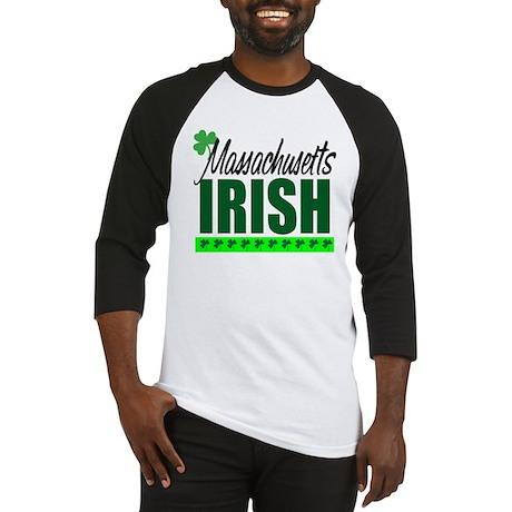 Massachusetts Irish Baseball Jersey