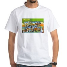 Greetings from Rhode Island Shirt