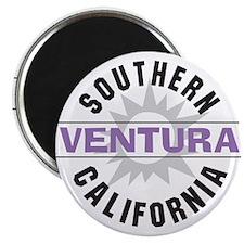 "Ventura California 2.25"" Magnet (10 pack)"