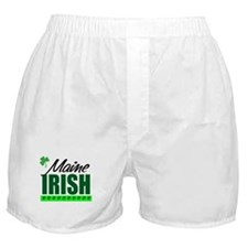 Maine Irish Boxer Shorts