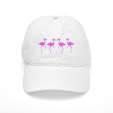 Pink Flamingo Baseball Cap