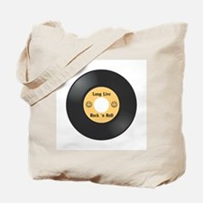 Long Live Rock 'n Roll Tote Bag