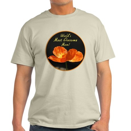 Helaine's Awesome Mom's Day Light T-Shirt