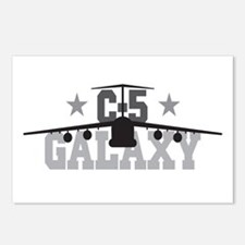 C-5 Galaxy Aviation Postcards (Package of 8)