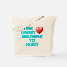 This Heart: Hugo (E) Tote Bag