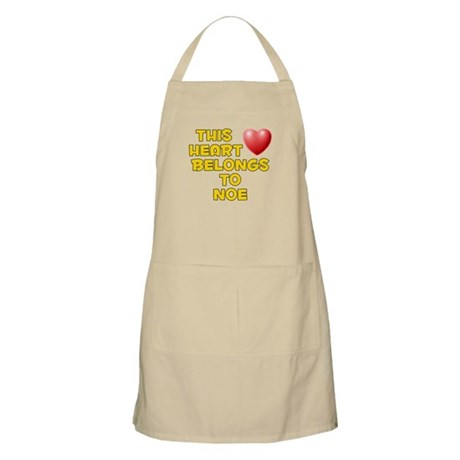 This Heart: Noe (D) BBQ Apron