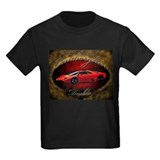 Lamborghini Kids T-shirts (Dark)