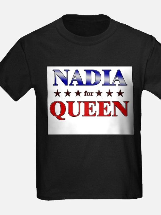 NADIA for queen T