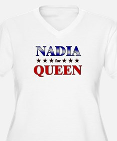 NADIA for queen T-Shirt