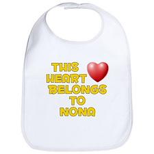 This Heart: Nona (D) Bib