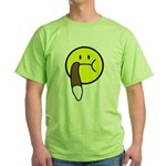 Eat Pussy Green T-Shirt