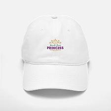 Mardi Gras Princess Baseball Baseball Cap