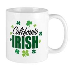 California Irish Mug