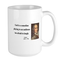Voltaire 6 Large Mug