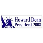 Howard Dean 2008 (bumper sticker)