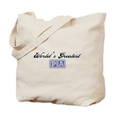 World's Greatest Pa Tote Bag
