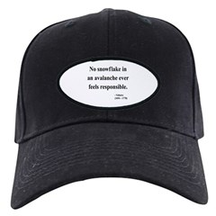 Voltaire 7 Baseball Hat