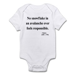 Voltaire 7 Infant Bodysuit