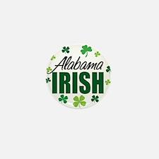 Alabama Irish Mini Button