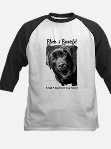 Adopt a Big Black Dog Tee