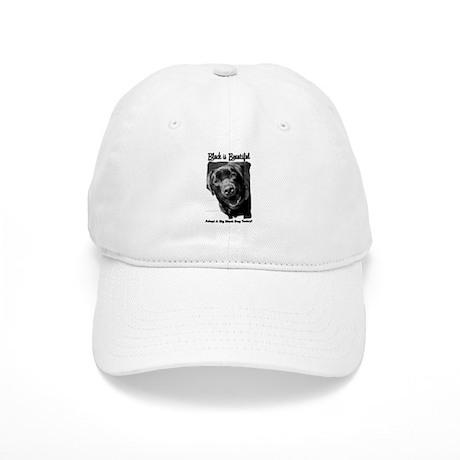 Adopt a Big Black Dog Cap