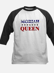 MORIAH for queen Kids Baseball Jersey