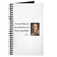 Voltaire 7 Journal