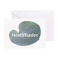Hosta Trader Greeting Cards (Pk of 10)