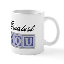 World's Greatest Pappou Mug