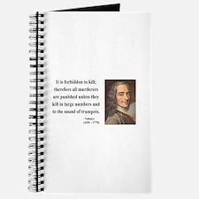 Voltaire 8 Journal