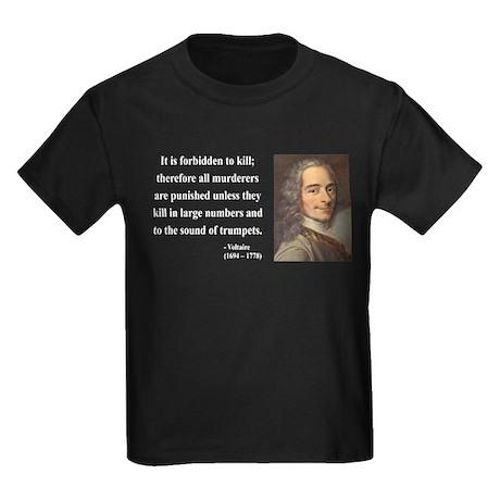 Voltaire 8 Kids Dark T-Shirt