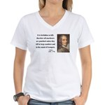 Voltaire 8 Women's V-Neck T-Shirt