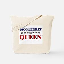 MONSERRAT for queen Tote Bag