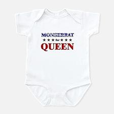 MONSERRAT for queen Infant Bodysuit